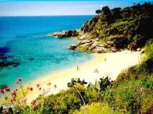 Isola Elba panorama