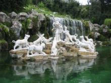 Caserta Fontana Giardini Reggia